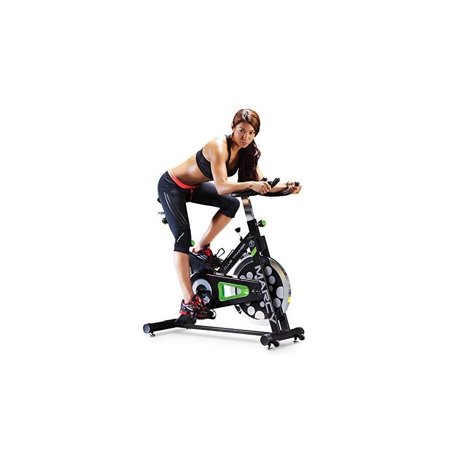 Marcy XJ 3220 Club Revolution Cycle Trainer