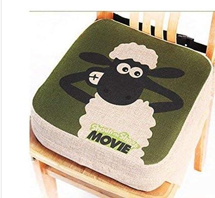 Lelestar Cuscino per bambini, rialzo per sedia da pranzo </p>                     </div>                     <div id=