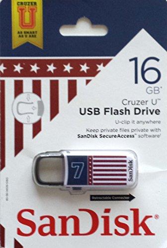 SanDisk Cruzer Flash Drive SDCZ59 016G A46S7