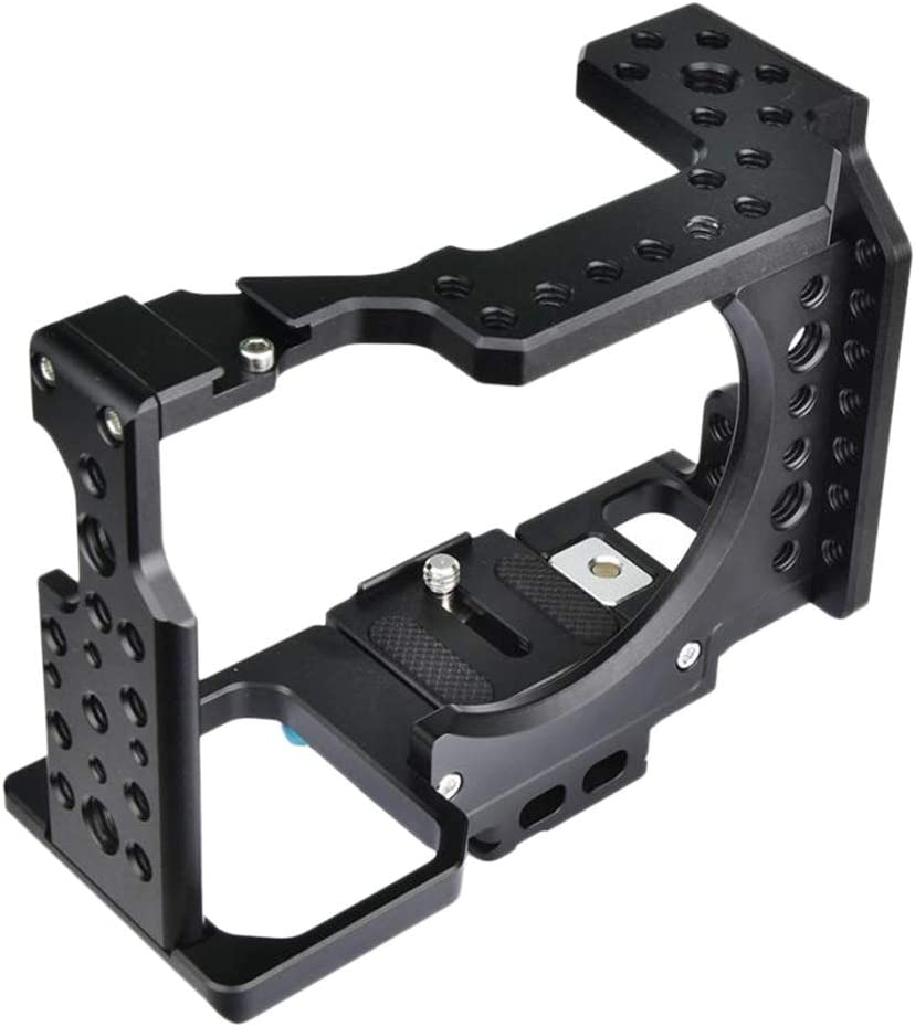 Gazechimp Aluminum Alloy Camera Video Cage Film Movie Making Kit for Sony A7 Series A7s A7r3,a7iii a7m3