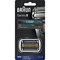 Braun Series 9 92S Cabeza de reemplazo de papel de aluminio y cortador, Compatible con los modelos 9090cc, 9093s, 9290cc, 9293s, 9295cc