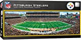 MasterPieces NFL Pittsburgh Steelers 1000 Piece Stadium Panoramic Jigsaw Puzzle
