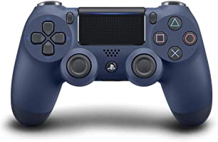DualShock 4 Wireless Controller for PlayStation 4 - Midnight Blue - Standard Edition