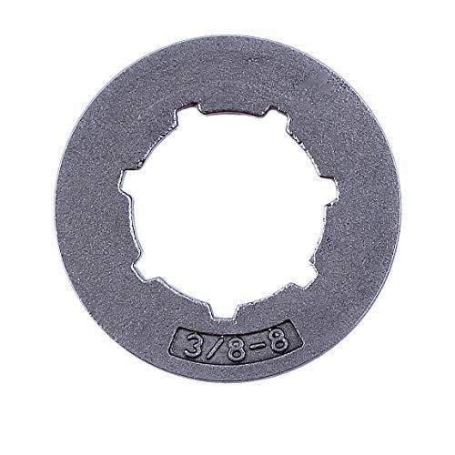 Haishine 3/8-8T Rim Sprocket for STIHL MS650 MS660 MS440 MS441 MS460 MS461 Oregon 22273 (Magnum Rims For)