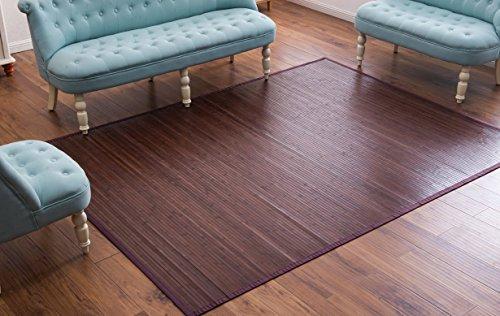 outdoor bamboo rug - 5