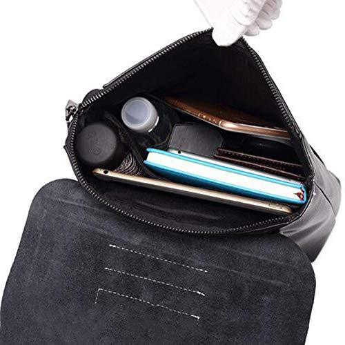 Dos 27cm à A à Dos 26 Travel Cartable Main Mode Cuir Bag Sac 11 Sac Femme Sac Sac Epaule Sac Sacs Porté à A Bandoulière TwqgYY