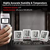 ThermoPro TP49 Digital Hygrometer Indoor