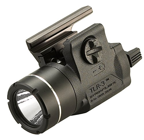 Streamlight 69221 TLR-3 Weapon Mounted Tactical Light with H&K USP Compact Clamp - 125 Lumens