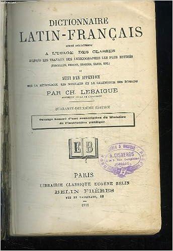 Télécharger dictionnaire latin-francais des noms propres de lieux.