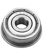 10pcs F625ZZ Ball Bearings High-Speed Miniature Metal Double-Shielded Flanged Ball Bearings 5 x 16 x 5mm