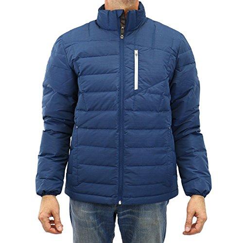 Spyder Dolomite Full Zip Coat Down Jacket - Sagan/Cirrus - Mens - S