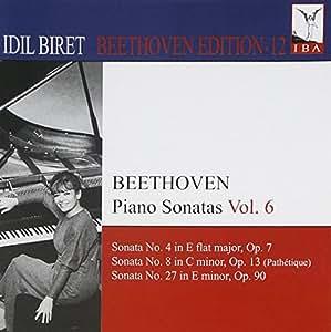 Idil Biret Beethoven Edition 12: Piano Sonatas 6