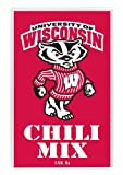 12 Pack WISCONSIN Badgers Chili Mix