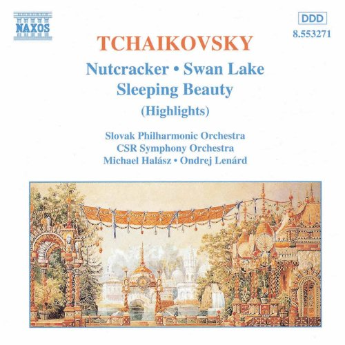 Tchaikovsky: Nutcracker (The) / Swan Lake / Sleeping Beauty (Highlights)