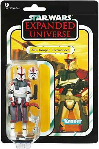 Hasbro Star Wars 2011 Vintage Collection Action Figure #54 ARC Trooper Commander