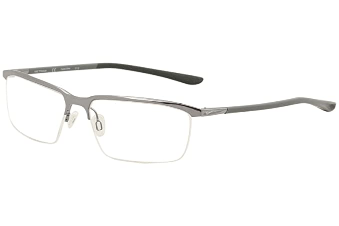 2c57ce4db418 Eyeglasses NIKE 6071 071 GUNMETAL: Amazon.ca: Clothing & Accessories
