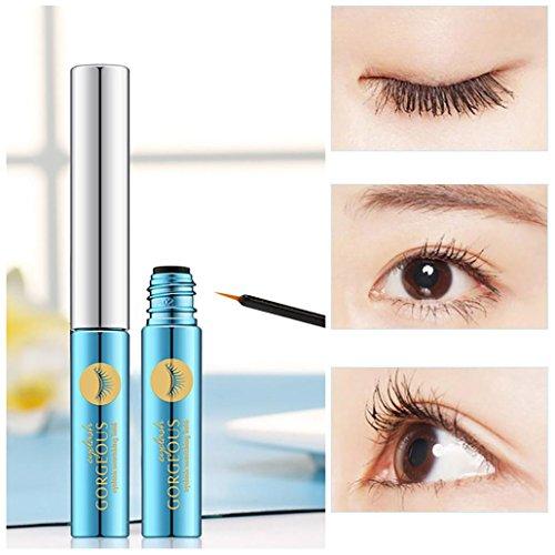 8848333e514 Livoty 3.5ML Eyebrow Eyelash Fast Rapid Growth Liquid Enhancer Nutrient  Solution Nourishing (Multicolor)