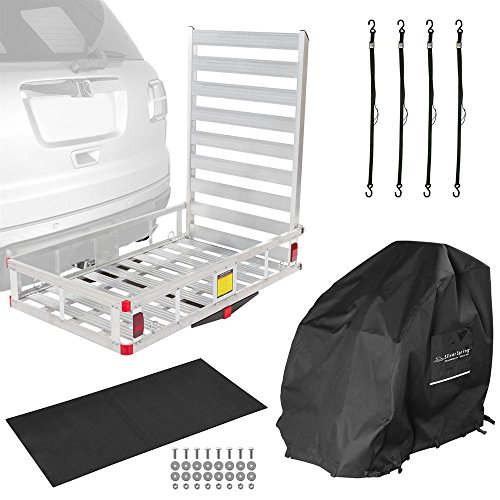 Wheelchairs & Mobility Scooter Automotive Carrier Racks