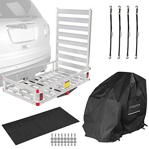 Silver Spring Aluminum Wheelchair Essential Travel Kit
