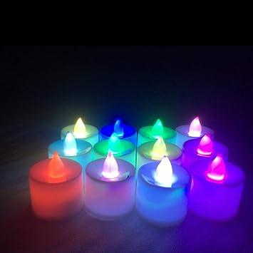 vela electrónica LED wangZJ/luz de vela de cumpleaños ...