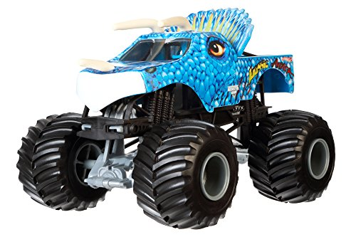 Hot Wheels Monster Jam 1:24 Scale Jurassic Attack Vehicle