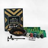 Monte Carlo 5 Game Set Roulette/Poker/Black Jack/Craps/DICE