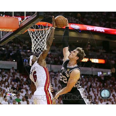 (11x14) Dwyane Wade Game 2 of the 2013 NBA Finals Action Glossy Photograph Photo