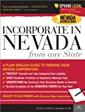Incorporate in Nevada from Any State, 2E, Mark Warda, 1572486627