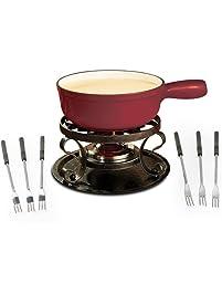 Amazon Com Fondue Cookware Home Amp Kitchen Pots Amp Sets