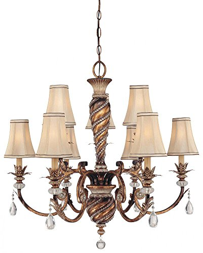 Minka Lavery Outdoor 8567-51, Berkeley Outdoor Post Lighting, 80 Total Watts, Brass Berkeley Outdoor Lighting