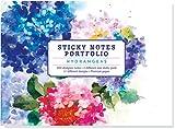 Hydrangeas Sticky Notes