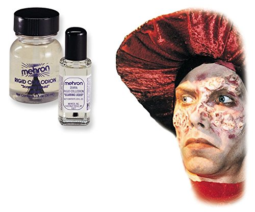 Rigid Collodion/Scarring Liquid 0.125 oz. Make-up (1 per package)