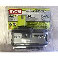 RYOBI GIDDS2-3554613 18V One High Capacity Lithium Battery by Ryobi