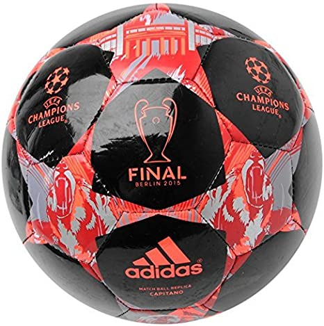 adidas Final de la Champions League – Balón de fútbol, color negro ...