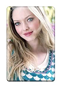 Durable Defender Case For Ipad Mini/mini 2 Tpu Cover(amanda Seyfried)