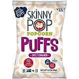 SkinnyPop Sweet Cinnamon Popcorn Puffs 4.2oz , pack of 1