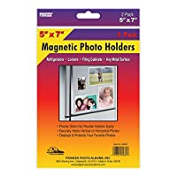 4x6 Magnetic Photo Holder, 2 Pack