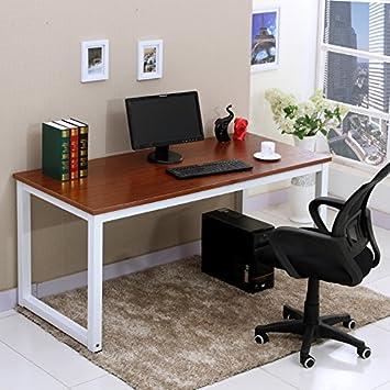 Tavolo Panama stazione di lavoro o studio, scrivania per PC in legno ...