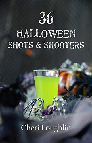 36 Halloween Shots & Shooters -