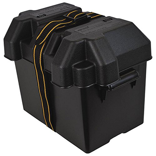 Attwood Standard Battery Box, Vented, 24 series (Limited Edition) by Attwood Marine Products.