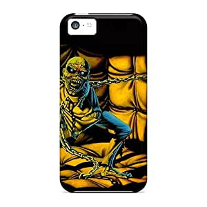 Phone Cases - Iron Maiden Pom - For Iphone 5c/ High Quality Cases /anti-scratch
