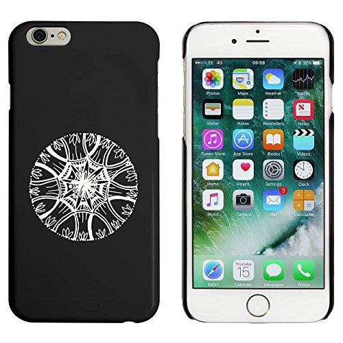 Noir 'Mandala Élégant' étui / housse pour iPhone 6 & 6s (MC00087742)