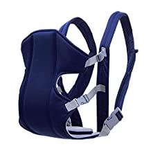 Fashionable Infant Toddler Baby Carrier Comfort Backpack Buckle Sling Wrap Mother Father Nest Baby Carrier,Soft Structured Breathable Materials Perfect Baby Gift