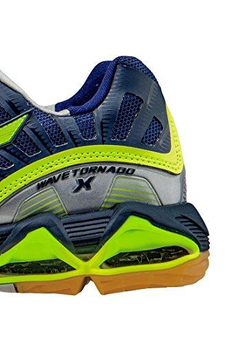 Mizuno Wave Tornado X Zapatillas Indoor - SS16 Azul