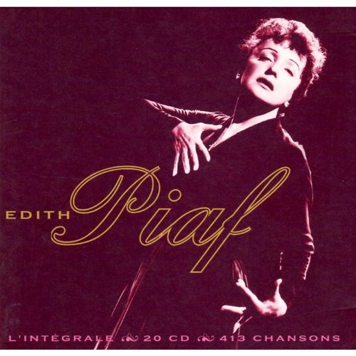 Edith Piaf: L'Intgrale (Complete) / 20 CD / 413 Chansons