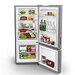 Whirlpool 325 L 3 Star Inverter Frost-Free Double Door Refrigerator (IFPRO BM INV 340 ELT OMEGA STEEL (3S)-N, Grey)