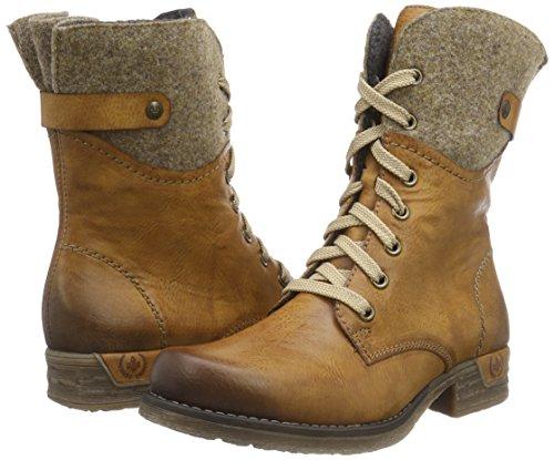 cayenne wood 79604 Boots Femme 36 Marron Rieker 8TXxaqvxw