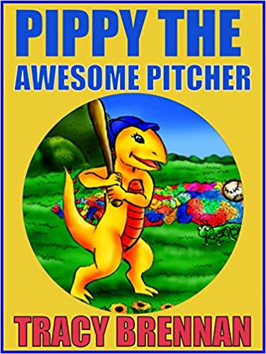 Pippy The Awesome Pitcher (Rhyming Picture Book for