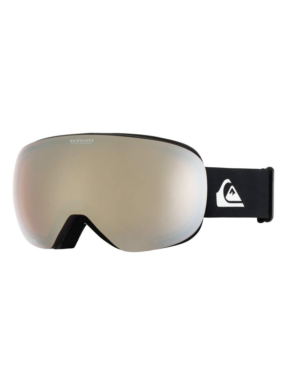 Quiksilver QS RSki Snowboard GogglesMenONE SIZEBlack