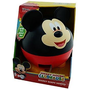 Amazon Com Melissa Amp Doug Disney Baby Mickey Mouse And